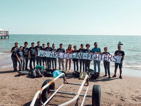 Unser 1. Beach Clean-up