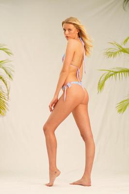 Nachhaltiger veganer Triangel-Bikini aus