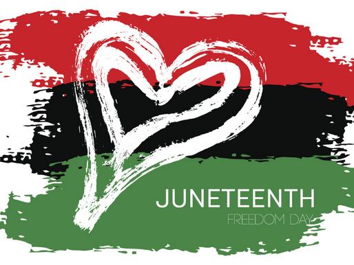 Join us June 18 & 19 for the Denton Juneteenth Celebration