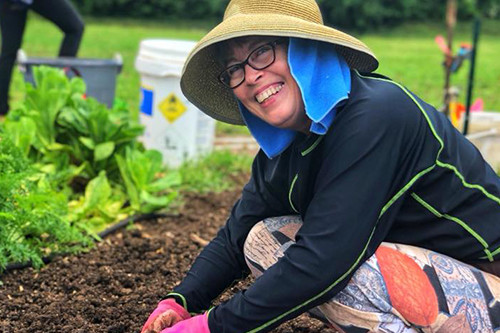 Community Garden Grows Closer to a New Season