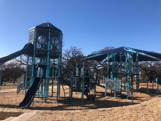 A Playground A Day Keeps the Doctor Away!