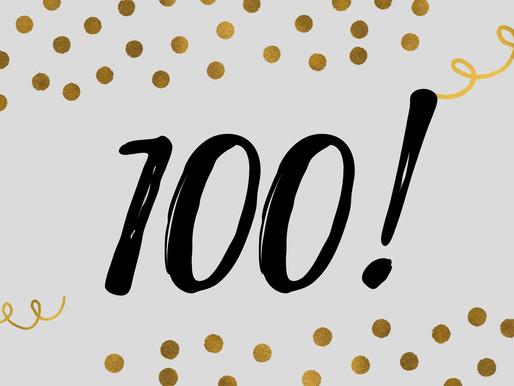 Dorothy Webb Turns 100