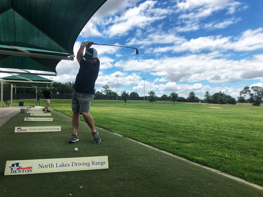 The Most Tee-rific Driving Range By Par