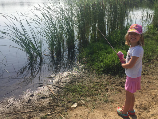 Best Fishing Spots In Denton