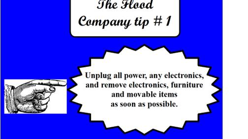 The Flood Company Tip 1