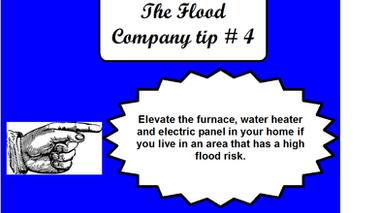 The Flood Company Tip 4