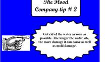 The Flood Company Tip 2