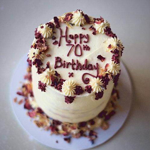 "Mini Cherish Classic Cake 5"""