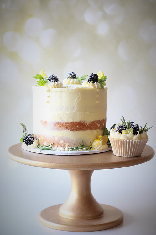 Cherish Classic Lemon Cake