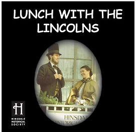 Lunch with the Lincolns