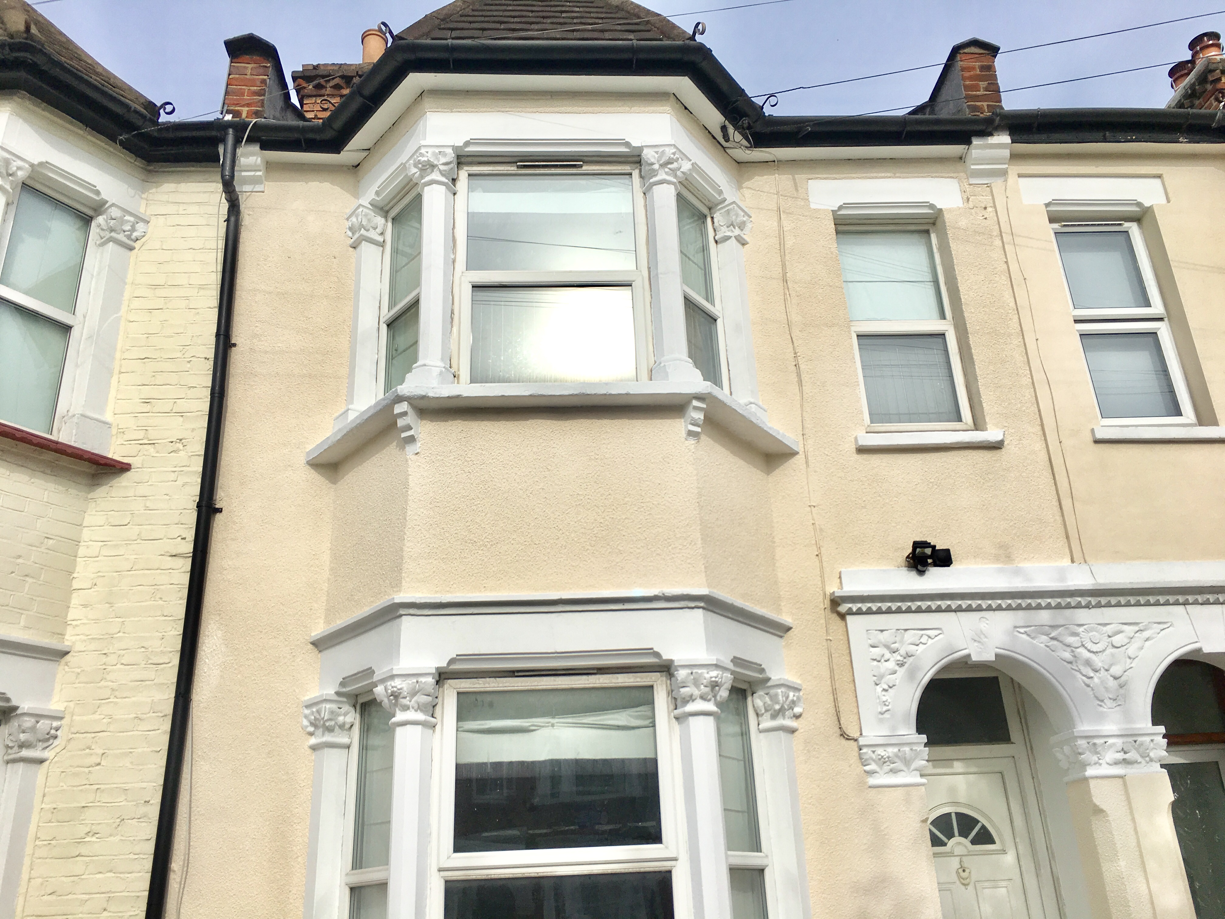 Exterior Painting Edmonton London.