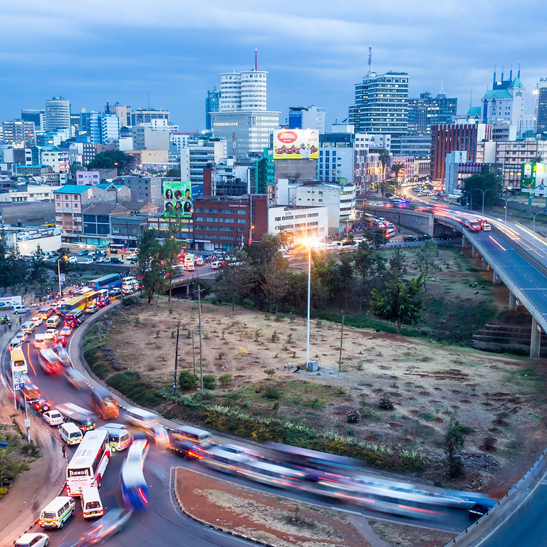 HEAT - Nairobi