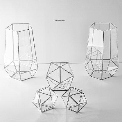 Gümüş (Silver) Nişan Masası Seti