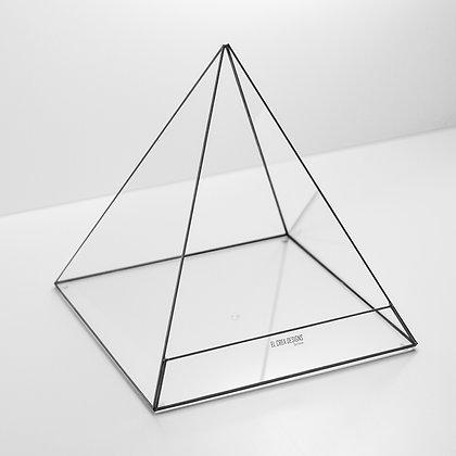 Siyah Geometrik Teraryum Çikolata Kutusu