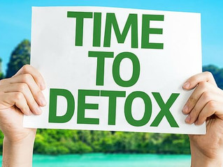 Is it time to detox?
