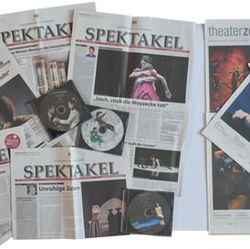 Verantwortliche Redaktion der Theaterzeitung - Südthüringisches Staatstheater Meiningen