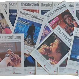 Verantwortliche Redaktion Theaterzeitung