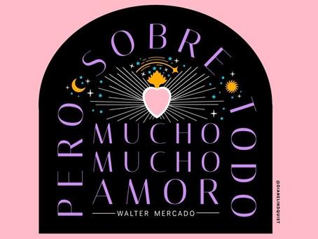 Walter Mercado Raised Us 'Con Mucho Mucho Amor'