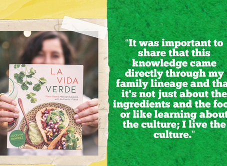 La Vida Verde: When cooking at home mattered most