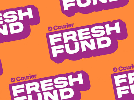 Courier Media's Fresh Fund Grant is Offering 50K to Black Founders Under 25