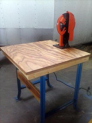 Fleshing Table