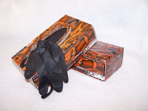 "Black ""Viper"" Gloves"