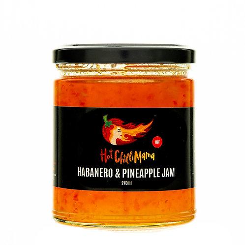 Habanero & Pineapple Jam