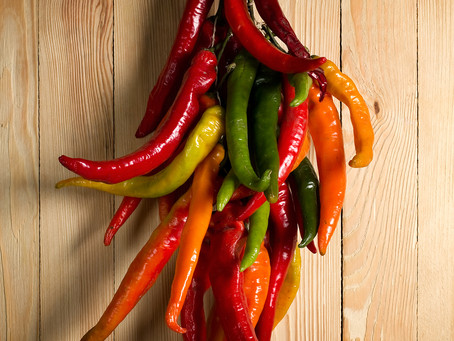 So what's so special about chillis.  Are they everything they're cracked up to be?