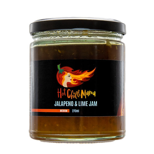 Jalapeno & Lime Jam