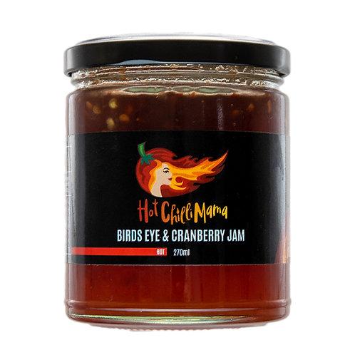 Birds Eye & Cranberry Jam