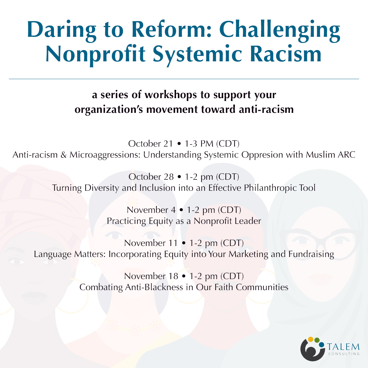 Daring to Reform
