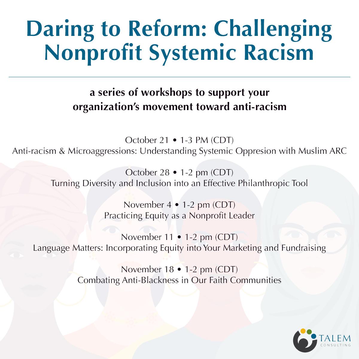 Daring to Reform