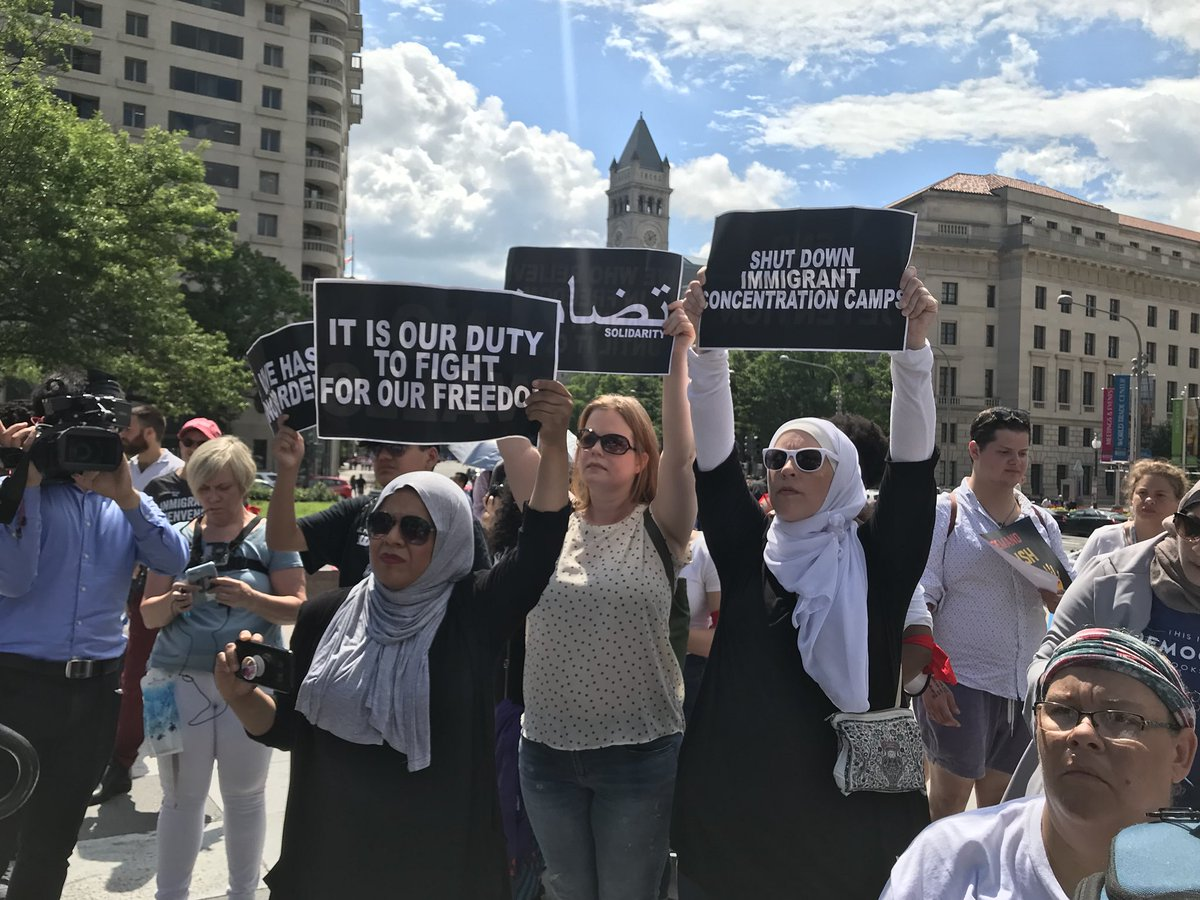 End Family Separation Women's Day of Action