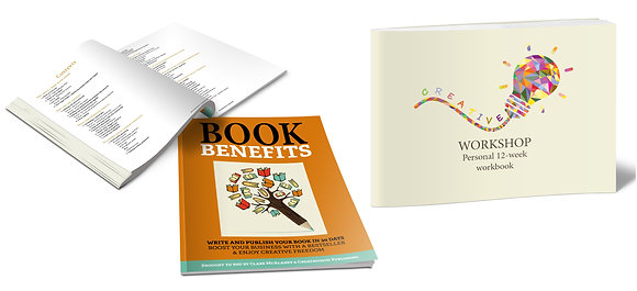 Creative / Book Publishing Package