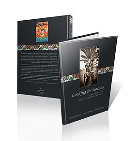 Looking for Borneo book on Indonesia, Book on Borneo