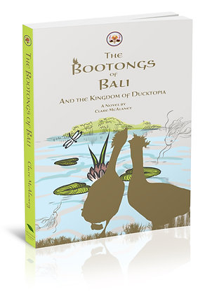 The Bootongs of Bali