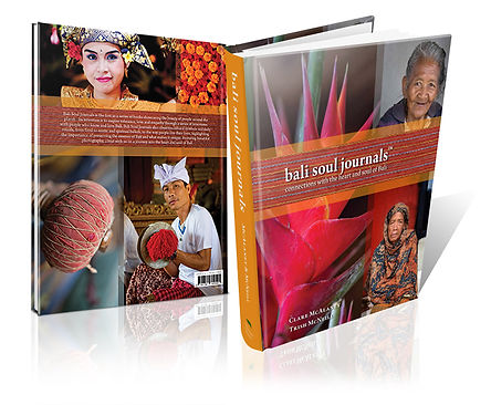Bali Soul Journals Book on Bali