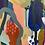 "Thumbnail: ""Mimosas In The Bathtub"" Original Painting"