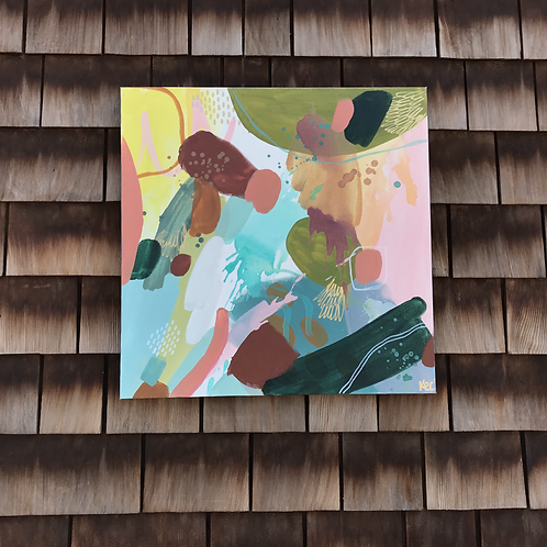 """New Endings"" Original Painting"