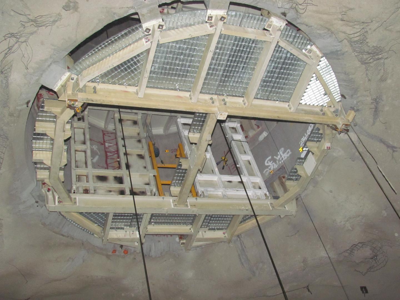 18L LE72 Shaft Steel Installation 28-03-