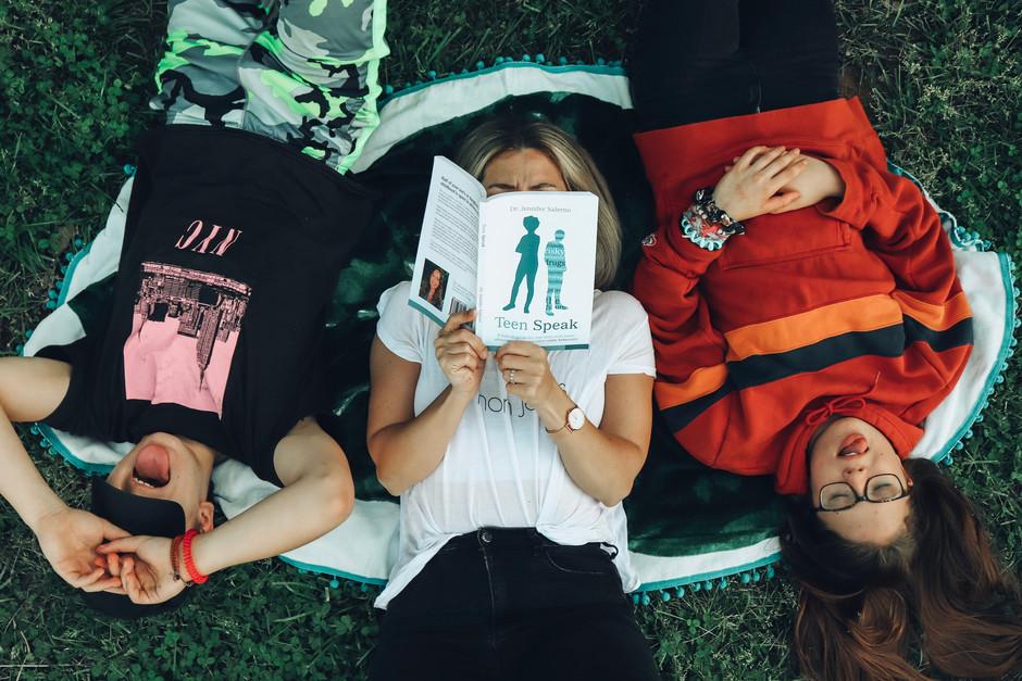 Raising Teens Proactive Parenting - Teen Speak book review