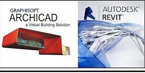 Archicad and Revit 3D