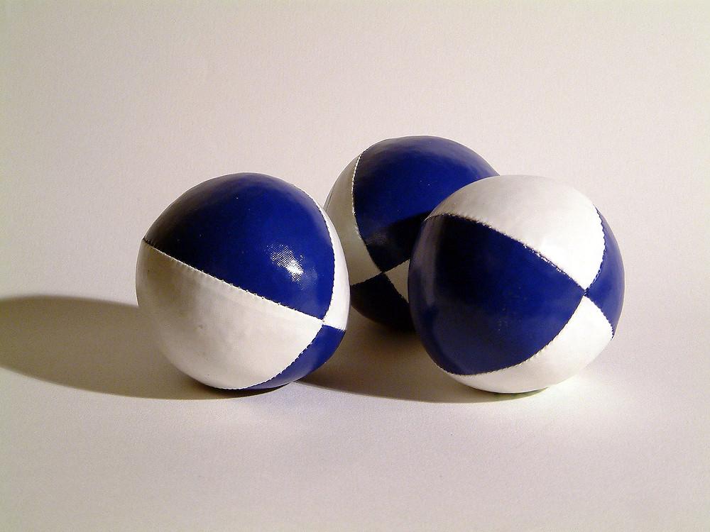 Juggling Balls Phuket