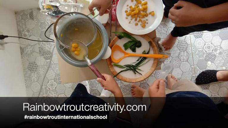 Rainbow Trout School Phuket