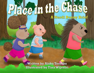 Place in the Chase Cover Art Front Cover