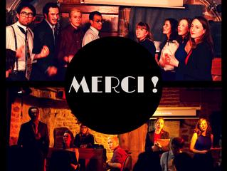2014 en rétrospective : MERCI !