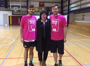 Proud 2 Play starts inclusive basketball league
