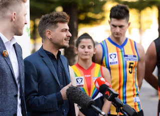 How Pride Cup is helping to give LGBTI people equal footing on the sports field.