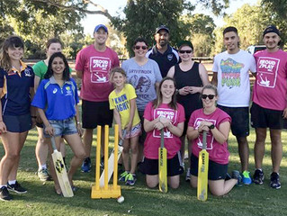 Proud Cricket hits off again for 2019.