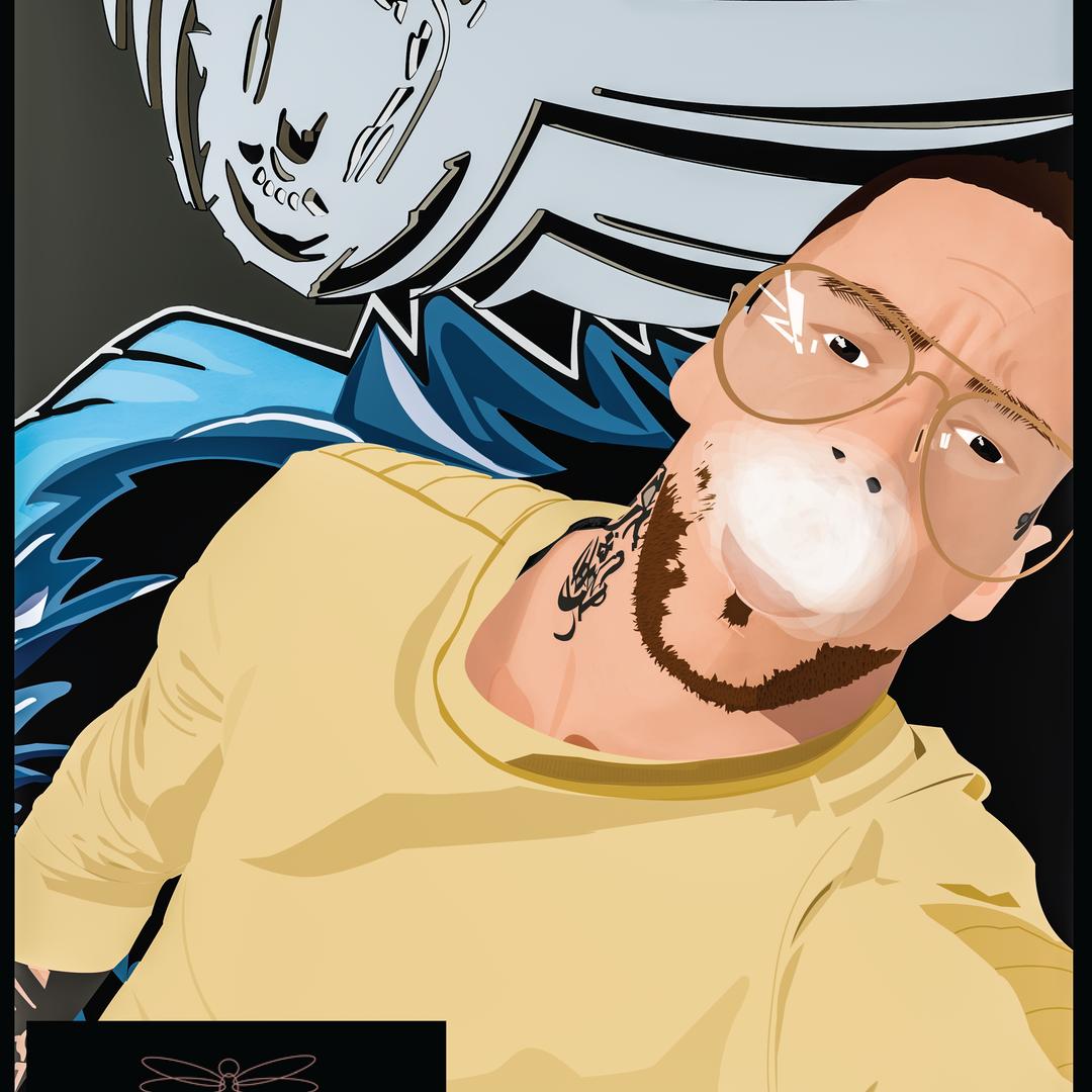 Kresba Barber